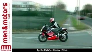 10. Aprilia RS125 - Review (2004)
