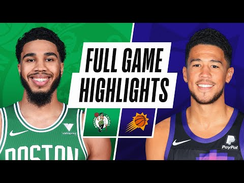 Video: CELTICS at SUNS | FULL GAME HIGHLIGHTS | February 7, 2021