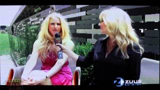 "Zuus Country TV ""Inside Music Row\"" 2013 Featured Artists Segment with Elizabeth South"