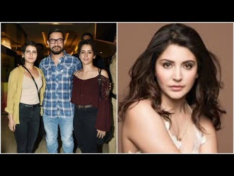 Aamir's Reel Daughters Fight It Out | Anushka's Ta