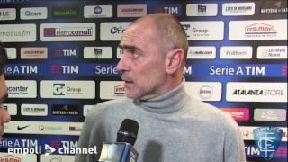 Preview video Le parole di Mister Martusciello al termine di Atalanta-Empoli