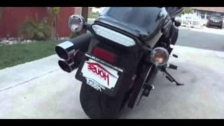 8. 2013 Yamaha Stryker