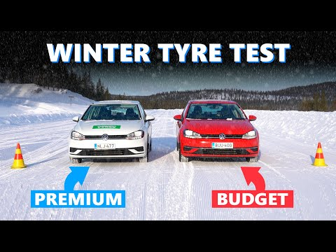 Expensive Vs Cheap Winter Tyres
