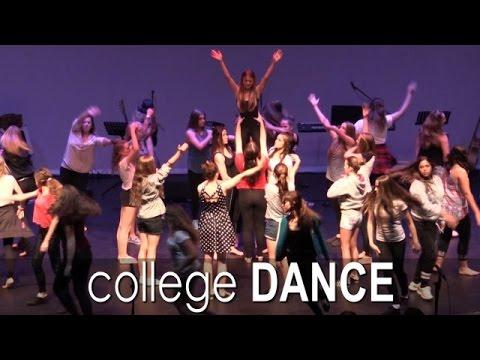 College Dancers