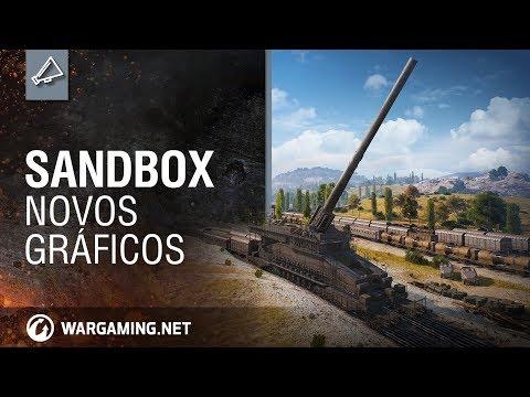 World Of Tanks - Sandbox: Novos Gráficos