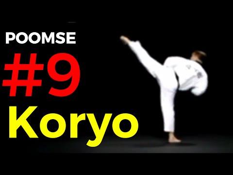 Poomsé Koryo