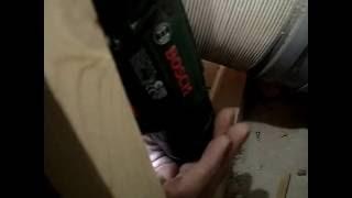 Bosch PSB 10 8 LI 2 сверление напольной плитки
