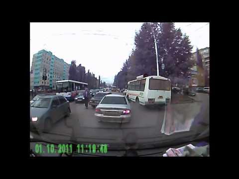Водитель ВАЗ 2107 не уступил дорогу