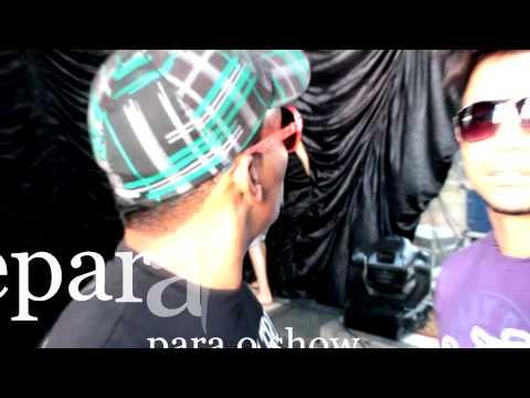 Rey e Henryque - Making off Show em Cabeceiras de Goiás-GO