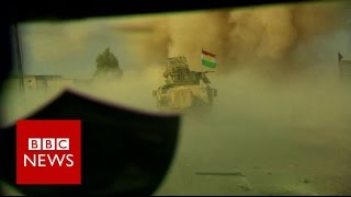 As Iraqi government troops and Kurdish fighters continue their drive towards the city of Mosul - the last stronghold of so-called Islamic State (IS) in the country ...
