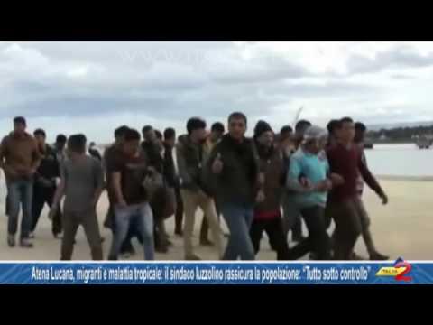 Atena Lucana: migranti e malattia tropicale, il sindaco Iuzzolino rassicura la popolazione
