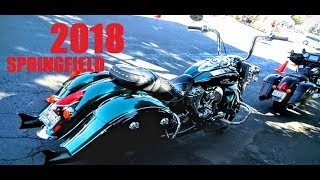 9. 2018 Indian Springfield- Lets Ride!!! Bad/Badass apehangers!!!