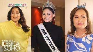 Video Kapuso Mo, Jessica Soho: Ikatlong Miss Universe ng Pilipinas MP3, 3GP, MP4, WEBM, AVI, FLV September 2018