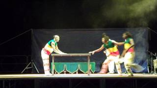 Ethio Tune Circus Table Acrobatic Comedy