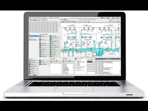 FastPIPE 12 Mechanical Estimating Software - Estimate Construction Costs