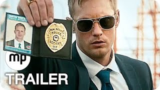 Dirty Cops  War On Everyone Trailer German Deutsch  2016
