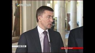 Сергій Лабазюк у ранковому ефірі телеканалу Рада (8.02.2018)