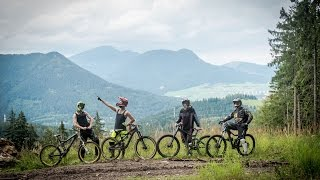 Video Bike Park Malino Brdo - Trip 2016 MP3, 3GP, MP4, WEBM, AVI, FLV Juli 2017