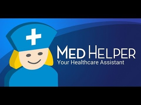 Video of Med Helper Pill Reminder