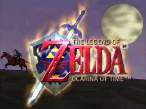The Legend Of Zelda Ocarina Of Time - Das Lied Der H Ndler