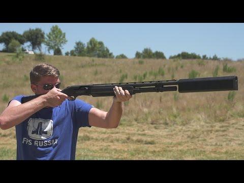 FPSRussia- SilencerCo Salvo-12 Shotgun Suppressor!