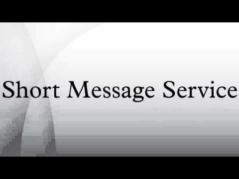 Short Message Service