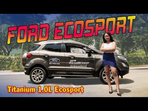 Ford Ecosport Titanium 1.0 Ecoboost   Sự Khác Biệt Đến Từ Động Cơ   Gái Mê Xe