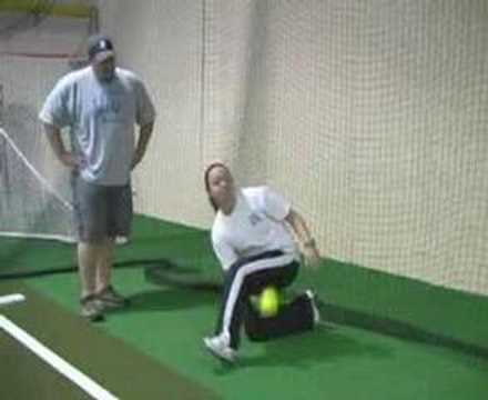 Fastpitch Softball Pitching – Basic Skills