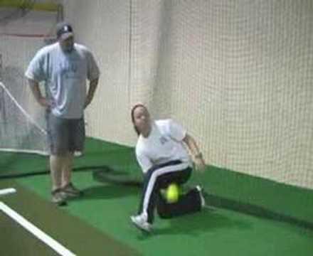 Fastpitch Softball Pitching – Basic Skills