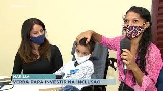 Escola de Marília fará inclusão de alunos com paralisia cerebral