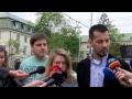 NAŽIVO: Tlačovka organizátorov Za slušné Slovensko k otázke ministra vnútra