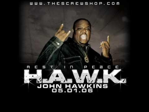 HAWK - Chillin' With My Broad