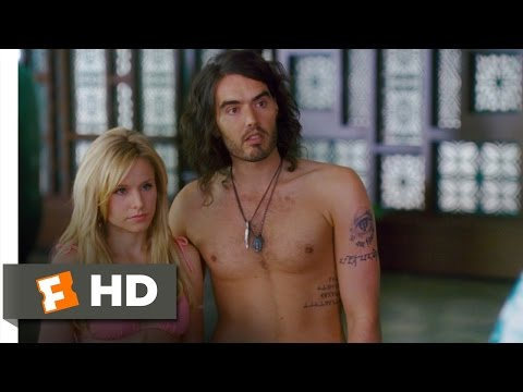 Forgetting Sarah Marshall (1/11) Movie CLIP - Peter Meets Aldous (2008) HD