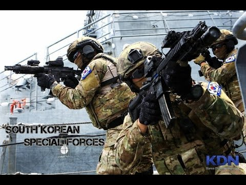 South Korean Special Forces (한국의 특수 부대) Por BJghost16
