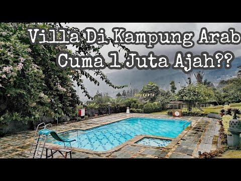 JAYAKARTA CISARUA INN & VILLAS - Villa Dekat Kampung Arab Ini Harganya Cuma 1 JUTA AJAH ???