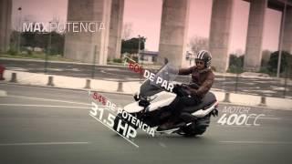Nueva Yamaha X-MAX 400