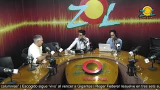 Junior Arias Noboa presidente de la Federación Dominicana de Esgrima recibe llamadas de Oyentes