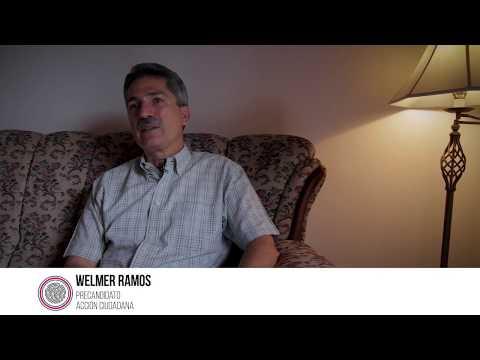 Welmer Ramos a favor de la marihuana medicinal