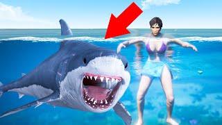 Video Playing As A SHARK With GTA 5 MODS! (Brutal) MP3, 3GP, MP4, WEBM, AVI, FLV Juli 2019