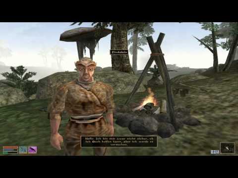 Lets Play Morrowind #099 - Unmenschlichkeit im Südwesten Vvardenfells