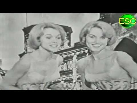Tekst piosenki Alice & Ellen Kessler - Heute Abend Wollen Wir Tanzen Gehen ( Eurovision 1959 ) po polsku