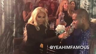 "Video Tamar Braxton "" Bluebird Of Happiness "" Album Listening Party in NYC MP3, 3GP, MP4, WEBM, AVI, FLV Januari 2018"