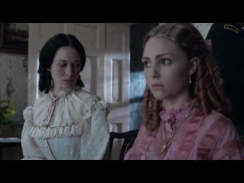 Mercy Street || Emma & Alice Green ||  Blinding (видео)