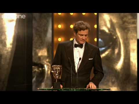 Colin Firth wins Best Actor BAFTA - The British Academy Film Awards 2010 - BBC One