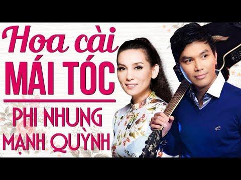 Mạnh Quỳnh & Phi Nhung - Nhạc Bolero Hải Ngoại - Liên Khúc Hoa cài Mái Tóc - Thời lượng: 1:01:49.