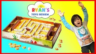 BUGS IN THE KITCHEN game for kids Hexbug Nano Family Fun Game Night Egg Surprise Toys