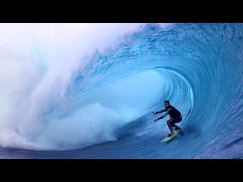 Peaking: A Big Wave Surfer's Perspective – Carlos Burle – Part (2/6)