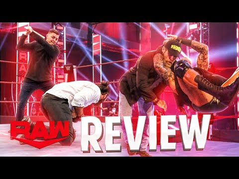 WWE RAW 17 Agosto 2020 REVIEW | Falbak