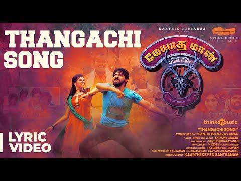 Video Meyaadha Maan | Thangachi Song with Lyrics | Vaibhav, Priya, Indhuja | Santhosh Narayanan download in MP3, 3GP, MP4, WEBM, AVI, FLV January 2017
