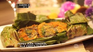 Video Chef's Table - Pepes Ikan Tongkol MP3, 3GP, MP4, WEBM, AVI, FLV Mei 2019